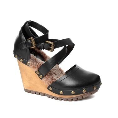 Ash Ayakkabı Siyah